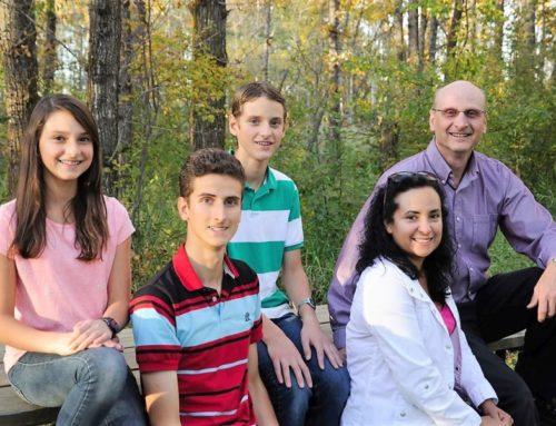 Hansen Family – February 2017