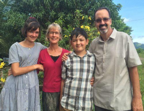 LaBore Family – November 2016