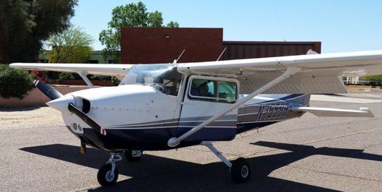 TAA Cessna 172N