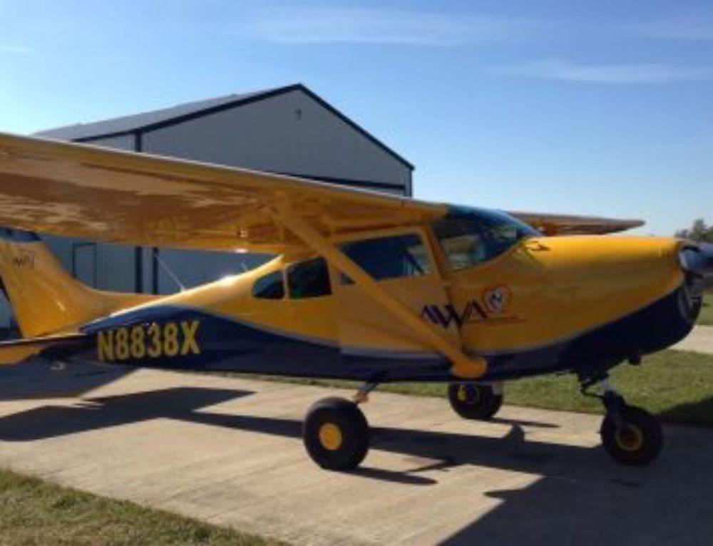 Cessna 182D – Pathfinder Plane II