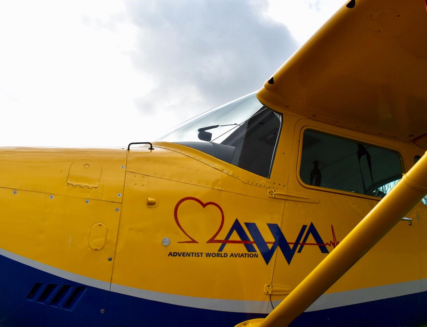 Cessna 182N – Pathfinder Plane – Adventist World Aviation