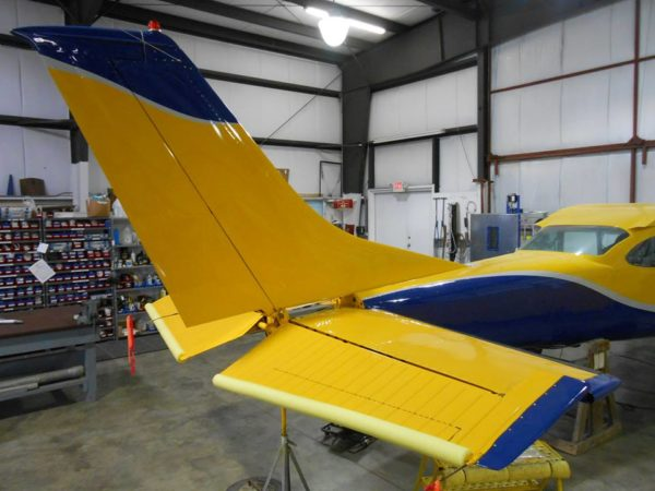 Cessna 182 - Palawan Project