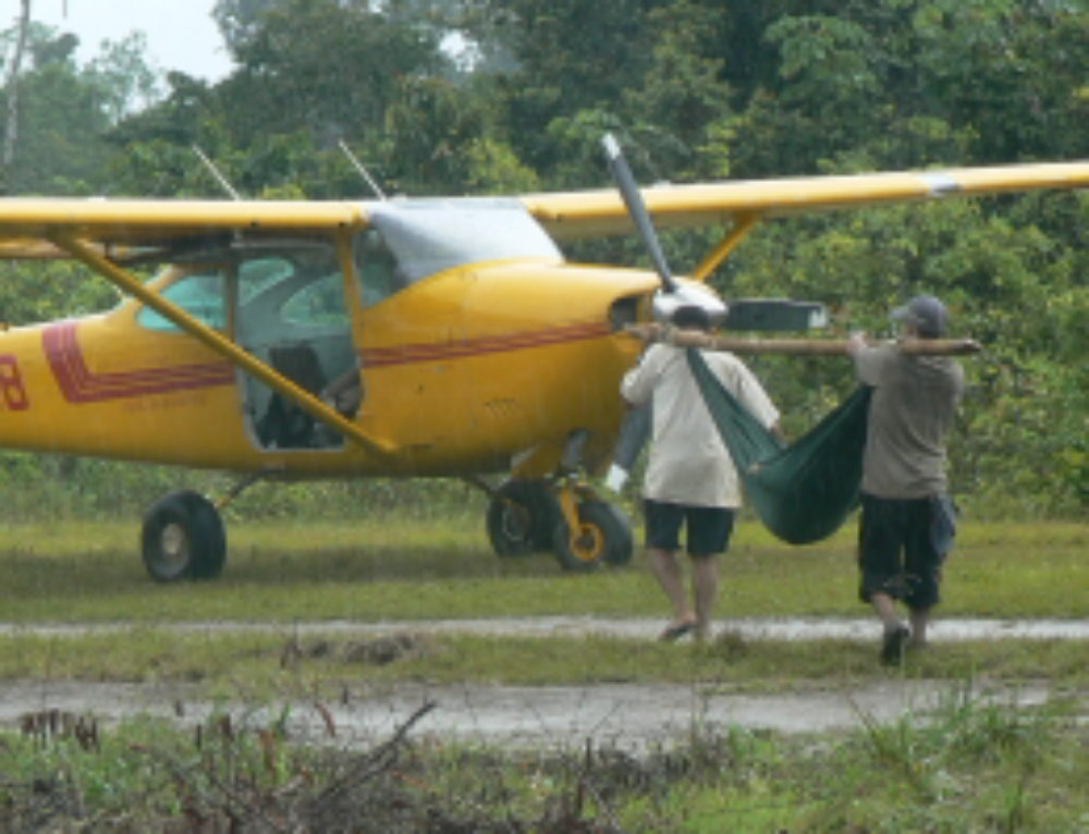 Cessna 182N – Pathfinder Plane