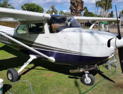 Cessna 172N – Thunderbird