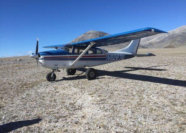 Cessna 206 - Alaska