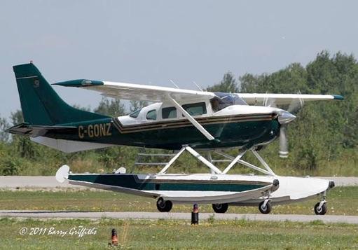 Cessna TU206 - Brazil Project