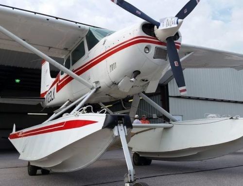 Amphib Mission Plane to Serve the Canadian North