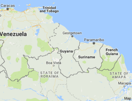 Guyana Mission Project