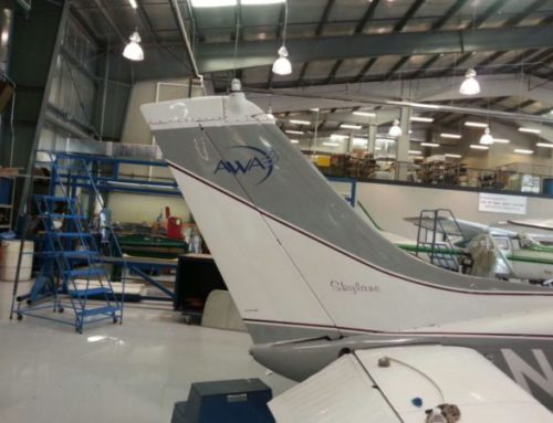 Cessna 182D – Nicaragua Project