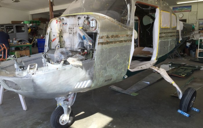 Cessna 206 for Brazil