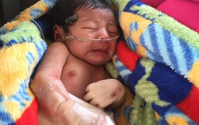 Baby Medevac – Nicaragua