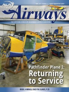 AirWays Magazine 1st Quarter - 2017