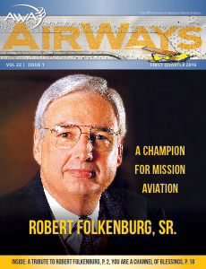 AirWays Magazine 1st Quarter - 2016