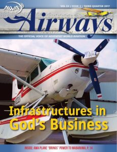 AirWays Magazine 3rd Quarter - 2017