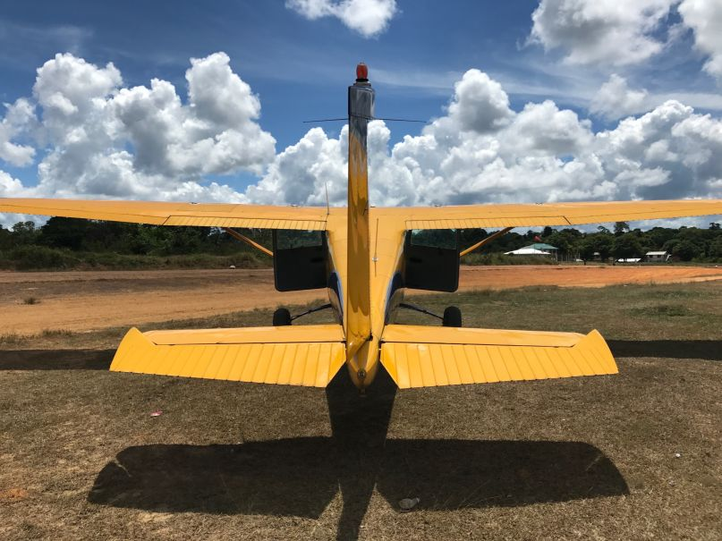 Piper Comanche 24-250
