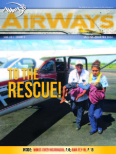 AirWays Magazine 2nd Quarter - 2014