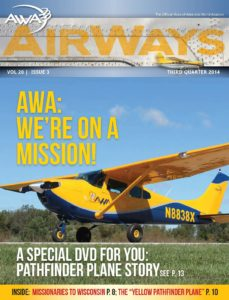 AirWays Magazine 3rd Quarter - 2014