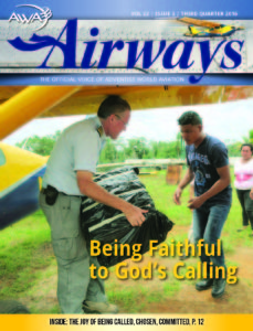 AirWays Magazine 3rd Quarter - 2016