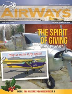 AirWays Magazine 4th Quarter - 2014