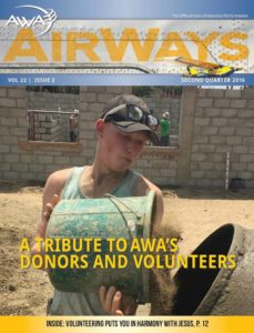 AirWays Magazine 2nd Quarter - 2016