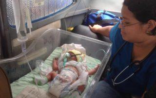 Baby Medevac