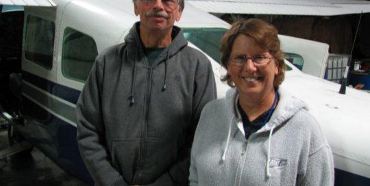 Jim and Linda Kincaid