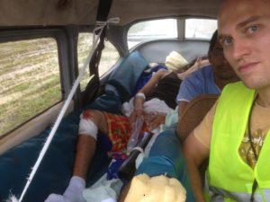 Nicaragua medevac 2017