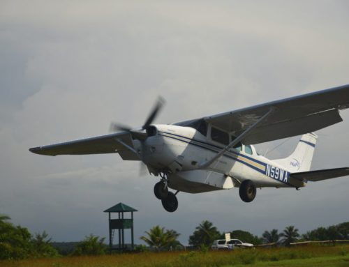 Cessna 206 – Guyana Project