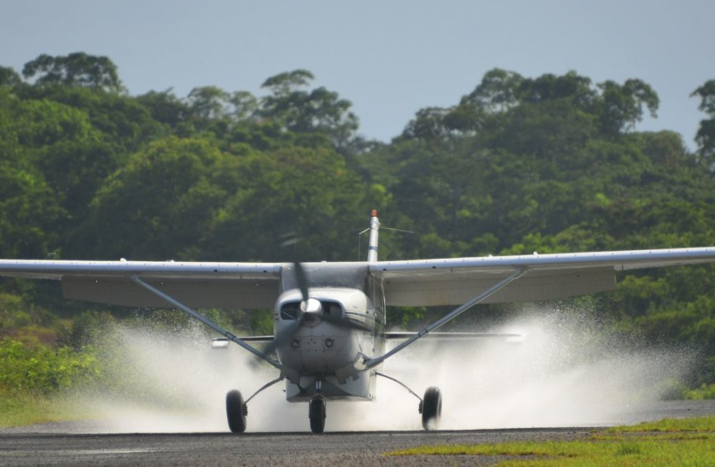 Cessna 206 - Guyana