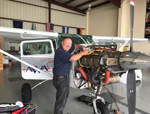 Cessna 182 for Nicaragua