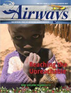AirWays Magazine 4th Quarter - 2017