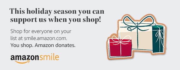 AmazonSmile Christmas 2017 Banner