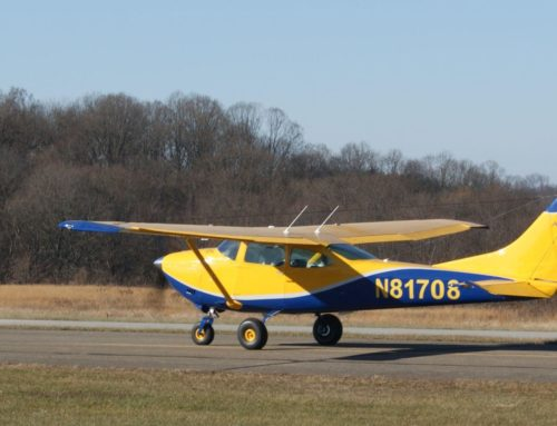 Pathfinder Plane Flying Again!