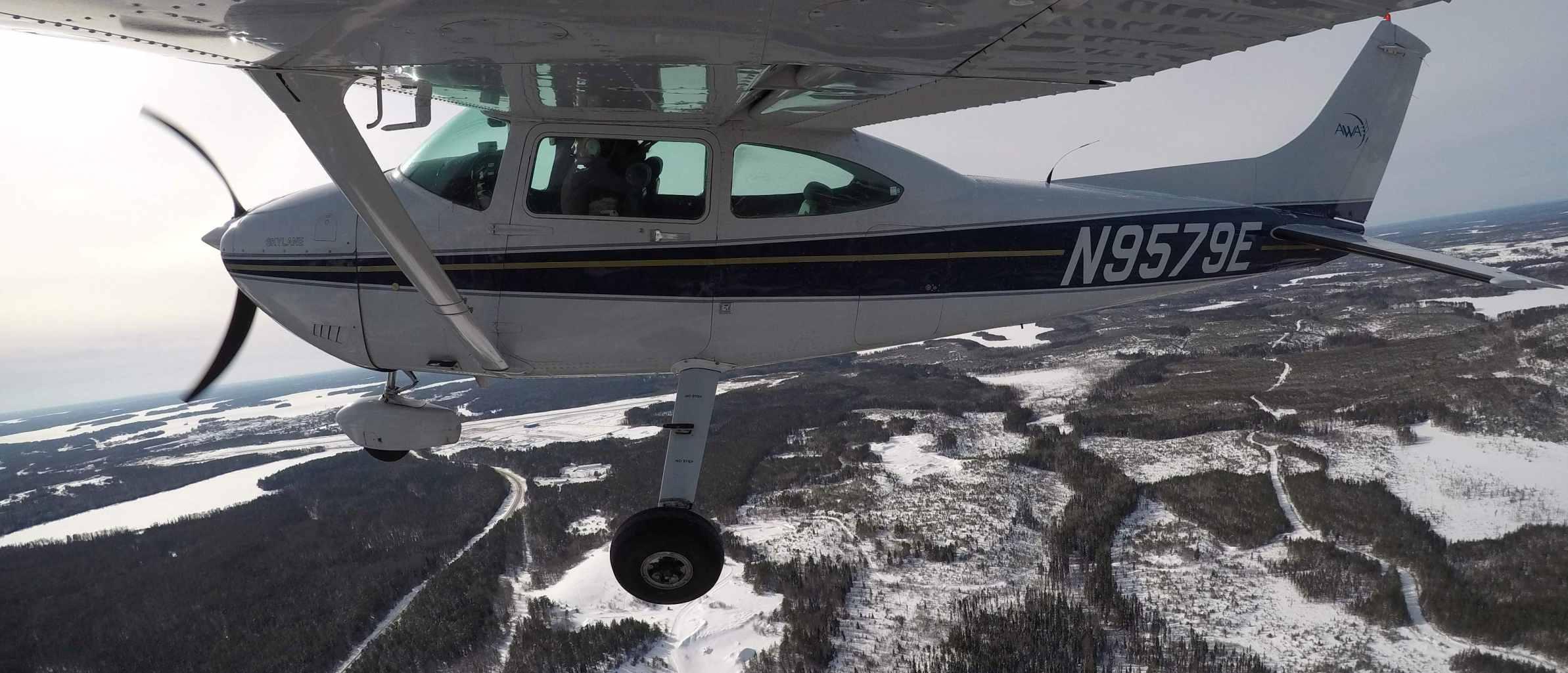 Adventist World Aviation – Flying on God's Mission